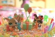 LPS  / littlest pet shop  party ideas