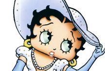 Betty Boop / by Judy Sherman-Jones