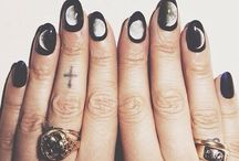 Nails / Make your hands pretty with these original ideas! / by Kelsey Johnson