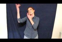 Sign Language / by Kimberly Cheney