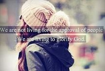 For God So Loved The World / If you want to honor God, everything matters. / by Kimberly Cheney
