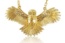 It's a Hoot. The Best Owl Jewellery. / Twit twoo, look at you! Our selection of the very best owl jewellery from www.accessoriesonline.co.uk. #bird #owl #jewellery #fashion #jewelry