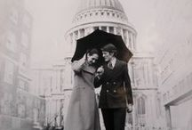 Mr & Mrs Jaeger  / Let our stylish archive couples get you in the mood for Valentine's Day / by Jaeger