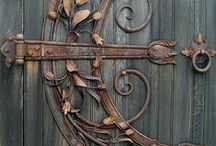 LOVE Garden Gates / by Janice Blasingame