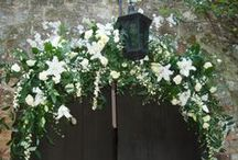 Ramster Hall / Flowery ideas to decorate Ramster Hall for your wedding or party.