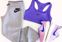 Athletic Wear!