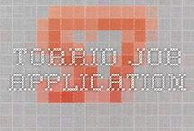 Job Apps / by Michelle Brown