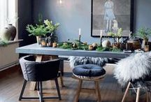 Esszimmer | Diningroom / Einrichtungsideen rund ums Esszimmer . Enjoy Dinner