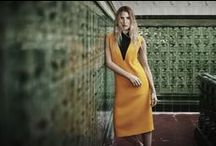 The Campaign / What do Dree Hemingway, Boo George and Mancunian Victorian baths have in common? Jaeger Spring/Summer '16. It's time for something new… / by Jaeger