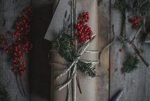 Xmas Wrapping / Geschenke schön verpacken. Mit diesen Ideen macht Verschenken doppelt Freude!