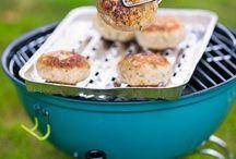 GRILLEN ►◄ BBQ / Ob Fisch, Fleisch oder Gemüse - Grillen ist sehr beliebt und nicht nur im Sommer ein Vergnügen.