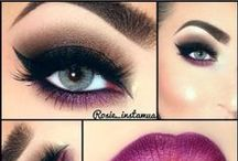 Make-Up, Beauty Looks / #gorgeous #beauty #want #creative