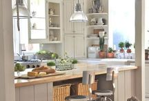 Kitchen and Laundry room inspiration