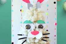 Fun Easter Ideas / Easter trees, decor, craft projects, Easter party food ideas, games, printables, and more!