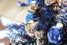 Bodacious BLUE / Blue. Aqua. Teal. Royal. Turquoise. Eggshell. Anything blue, blue, blue we love! / by Treetopia Christmas Trees