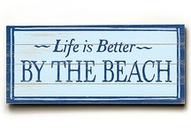 The Beach / by Lisa Tottingham
