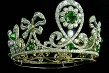 Royal Jewelry / The Crown Jewels From Around The World  / by Wendy Tomoyasu