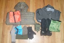 Clothing / Maintaining core body temperature is key to staying alive. Most survivalists know that fire and shelter are key... but many forget about the important role of clothing!!