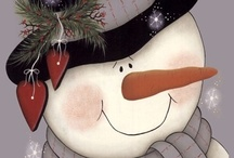 Snowmen / by Lisa Tottingham