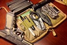 EDC / There are just some things that you should carry every day because A) you frequently use them or B) you never know when you might need them. These items are things you should consider adding to either or both lists.