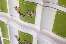 painted furniture  / by Andrea Duffy