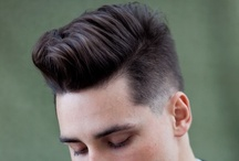 Men's Hairstyles / Follow for more #MensHairstyle inspiration / by Redel Bautista