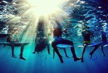 SUMMER LOVIN' ☀️ SUMMER VIBES ☀️ SUMMER DAYZ / ☀️Life's a beach so enjoy the waves☀️