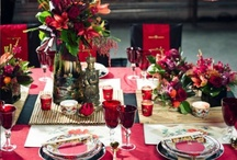 """TABLESCAPE = TABLESCAPE = TABLESCAPE / """"Life is a spell so exquisite that everything conspires to break it."""" - Emily Dickinson"""