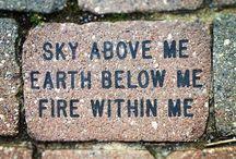 Words of Wisdom / by Sarah Adams