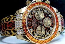 Watches / Luxury Watches From The World's Top Brands   / by Wendy Tomoyasu