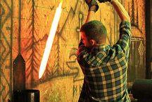 Blacksmith & Forge / Blacksmithing & Forging - Knives, Axes & Tools