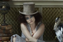 Helena Bonham Carter / She is incredible. She is talented. She is bright and unique. Love her!