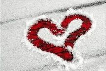 Valentines Day & Hearts / No matter the day of the year, love is everywhere. Hugs, kisses, looks, touches, those butterflies in the stomach... I wish everyone to fall in love and be happy. :)