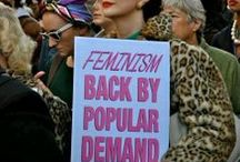 Empower yourself  / All things feminist and female.  / by Mary Lou