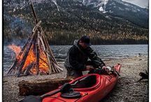 Kayaking / by EQUIP2SURVIVE