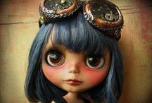Blythe Dolls & Blythe Fashion / I'm amazed with photos others take of their Blythe dolls. So professional, so classy! Join me to admire them!