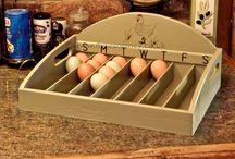 Chickens & Eggs / Chickens & Eggs