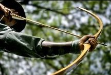 Archery / Archery is a great skill to learn for survival. Silent, you don't run out of ammo, and effective in a skilled set of hands! Learn how to shoot better, what types of equipment you need, and even how to improvise a bow in the wild!