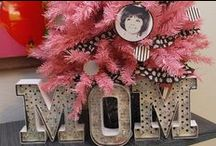 Mother's Day Ideas / Decorating ideas for mom's special day / by Treetopia Christmas Trees
