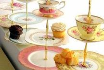 Charlotte's Family Tea Party Birthday / Inspiration for Charlotte's birthday party with her family / by Elizabeth Davis