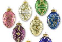 Spectacular Ornaments / Treetopia's phenomenal Christmas Ornaments.