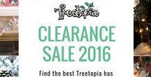 2016 Treetopia Clearance Sale