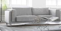 : FROM DRAB TO FAB : / We enlisted the help of some of our favourite influencers to update a bunch of sorry looking ol' IKEA sofas - and the results are pretty impressive.