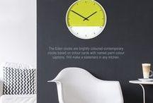 """13"""" Eden Wall Clock"""