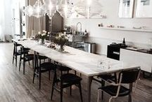 DINING ROOMS / The fondest memories are made when gathered around the table.