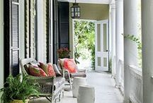 porches / dreaming of porches