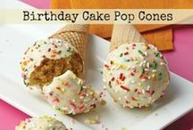 Cake Pops & Treat Pops / by Wilton Cake Decorating