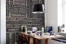 """Domestic engineering and inspiration / Images that say, """"Home"""" and good ideas to try."""