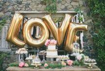 Wedding Venue and General Inspriation / by Christine ZLov