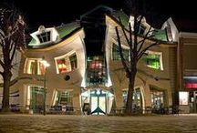 Unusual Residences / Human kind is too amazing for words to express in their creativity.